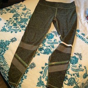 Lilybod Leggings Camo Green